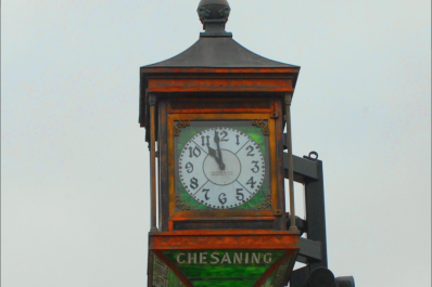 Clock Chesaning