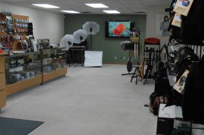 Inside of camera shop 3