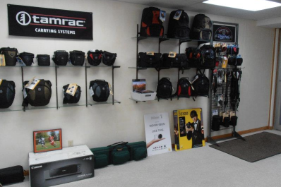 Inside of camera shop 4