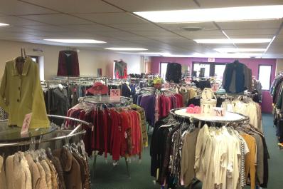 Inside of store 1