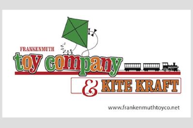 Frankenmuth Toy Company logo