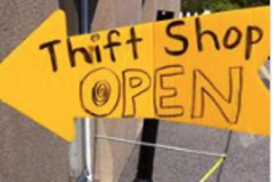 The Clothes Line Thrift Shop