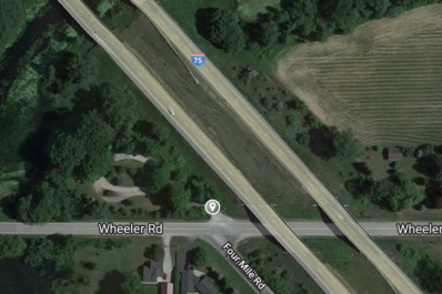 Wheeler Rd Boat Launch Satellite image