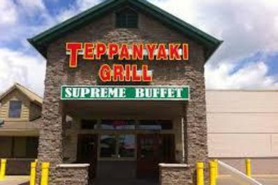 Teppanyaki Grill & Supreme Buffet