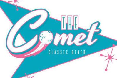 The Comet Classic Diner