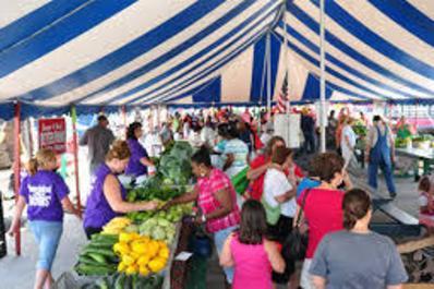 Downtown Saginaw Farmers Market