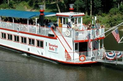 Bavarian Bell Riverboat