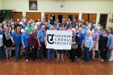 Saginaw Choral Society Members