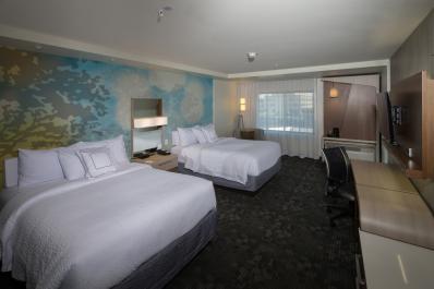 Guest room 2 Queen Beds