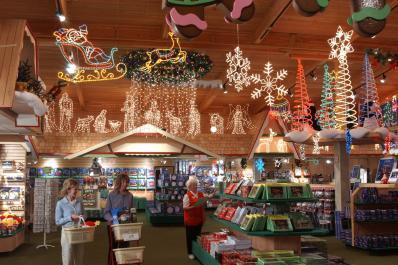Bronner's CHRISTmas Wonderland