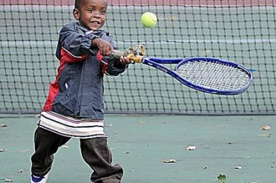 Garber Tennis Courts