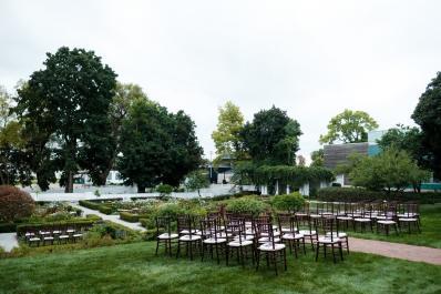 Charles A. Platt Garden