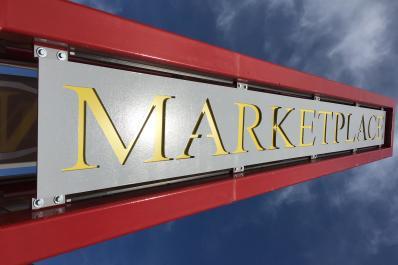 Marketplace Outdoor pavilion