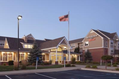 Residence Inn Entrance