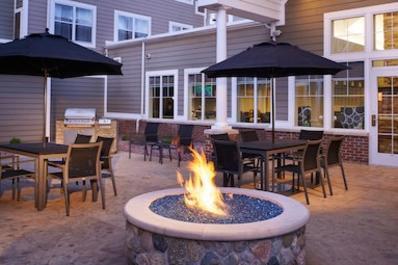 Residence Inn | Fire Pit
