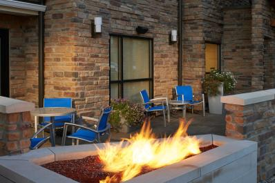 TownePlace Suites | Fire Pit
