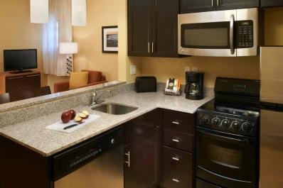 TownePlace Suites | Two Bedroom Kitchen