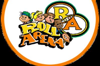 roll arena logog