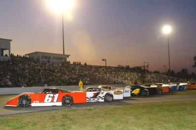 Dixie Motor Speedway