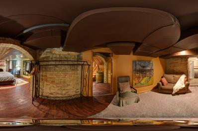 Panoramic - The Keep Room