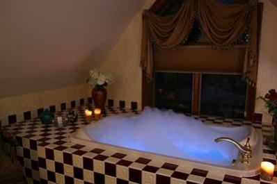 Webster House - tub