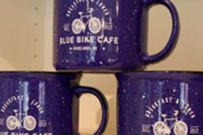 Blue Bike Image 1