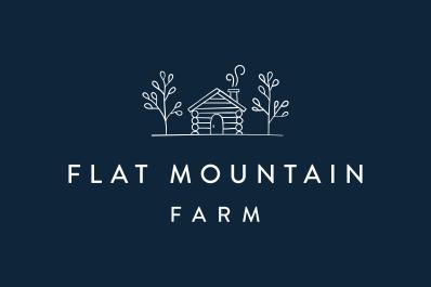 Flat Mountain Farm Logo