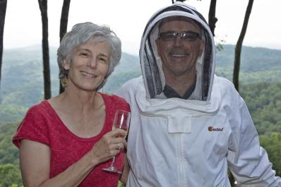Beekeeper & the Beekeeper's wife