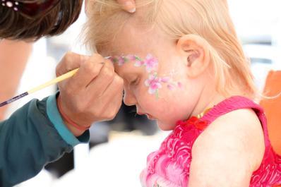 Children's art festival