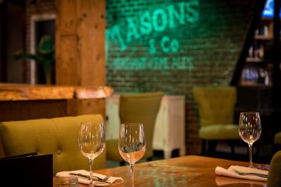Mason's Kitchen & Bar