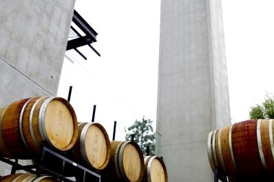 Monte Creek Ranch Bell Tower and Barrels