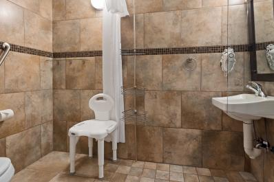 Wheelchair Accessable Bathroom