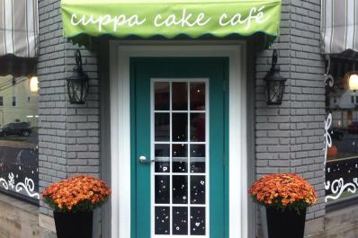 Cuppa Cake Cafe