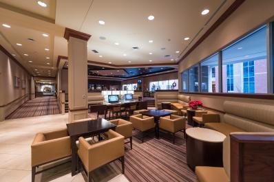 Hilton First Floor Lobby