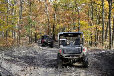 Lost Trails ATV Park