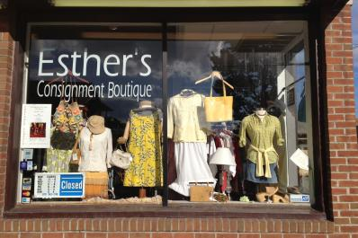 ESTHER'S CONSIGNMENT