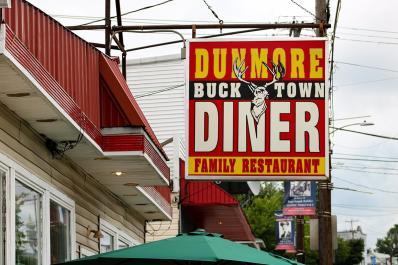 Dunmore Bucktown Diner