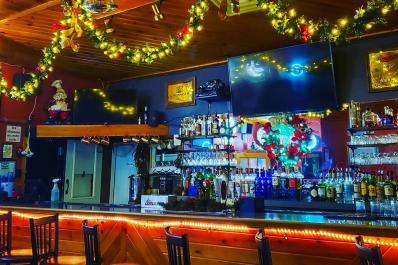Carabello bar area