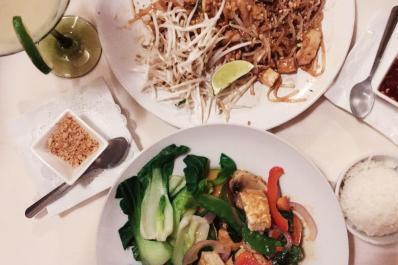 Formosa - cuisine