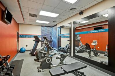 Hampton Inn Montage Fitness Room