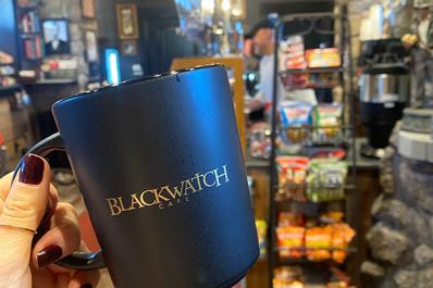BLACK WATCH CAFE