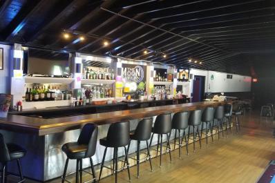 Moon Tavern - Bar