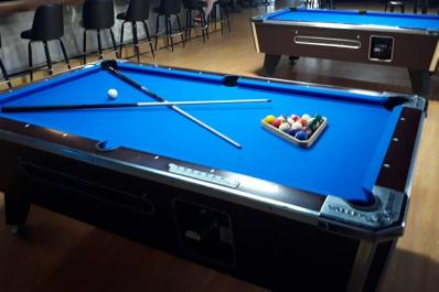 Moon Tavern - Billiards