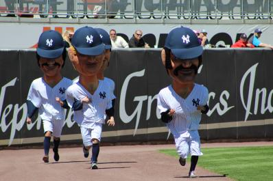 RailRiders Legends Race