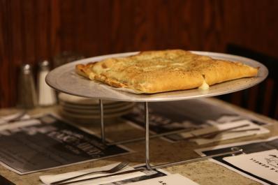 Revello's White Pizza