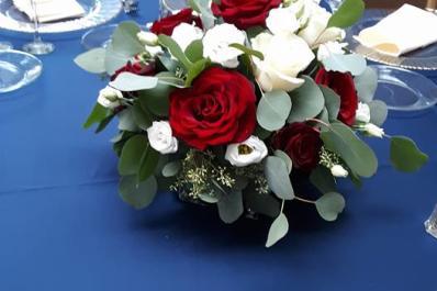 Rosette Floral