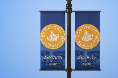 Scranton Tomorrow Banners