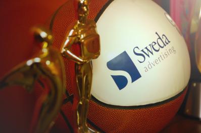 Sweda Advertising Basketball