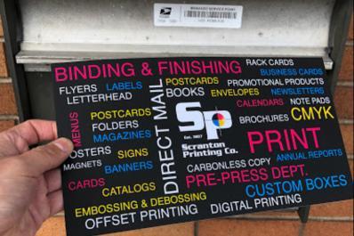 Scranton Printing Co.