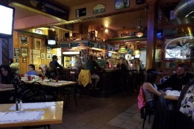 Andy Gavin's bar